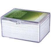 Hinged 100 Card Storage